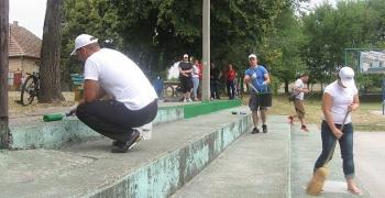 Омладина СНС уредила терене на Јасикама