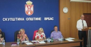 Одржана XX седница Скупштине општине Врбас