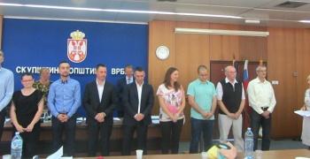Глушац нови председник општине Врбас, Кажић поднео оставку