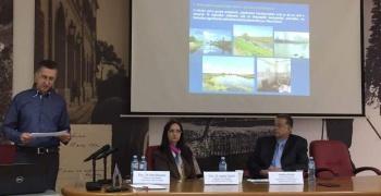Глушац на скупу посвећеном ревитализацији Дунавске регије