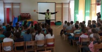 """""""Пажљивко"""" учи децу безбедности у саобраћају"""