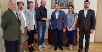 Геолози из ЕУ у посети општини Врбас
