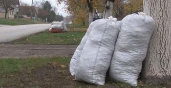 Од понедељка одношење биљног отпада из села