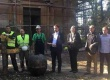 Почела санација капе торња Евангеличке цркве