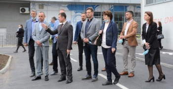 Потпредседник ПВ Ђорђе Милићевић посетио Врбас