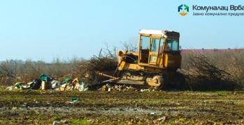 Саниране депоније у Змајеву и Врбасу, у току санација депоније у БДП