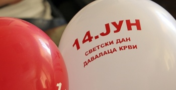 Обележен Светски дан добровољних давалаца крви